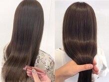 パル バイ ラベスト(Pal by lovest)の雰囲気(豊富なヘアケア、髪質改善メニューで、キレイなツヤ髪に♪)