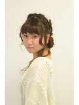 ドゥール(DOLL)【DOLL】アミコミアレンジヘア