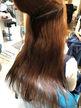 リラエ(Lyrae)の写真/【Before】他店で断られたハイダメージもお任せください!毛髪改善のカリスマが髪のお悩み改善へ導きます♪