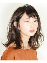ヘアデザイン エソラ(hair design esora)ふんわり!セミロング