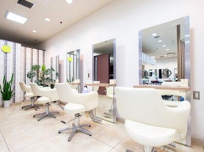 アトリエ モーリス ヘアー 小手指店(Atelier Morris Hair)の写真
