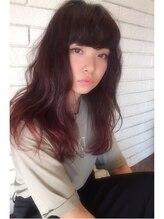イデー ヘアサロン 駅前店(idee Hair Salon)idee*shimada*マルサラグラデーション