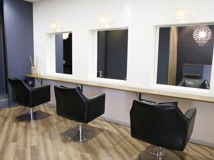 クリニックヘアサロン ハテナ(clinic hair salon HATENA)の写真