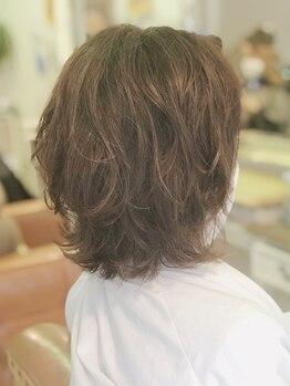 ファミーユ ヘア(Famille Hair)の写真/【口コミ大絶賛】FamilleHairのパーマは他店とは違います!!お客様の3人に1人は選ぶパーマとは一体?!