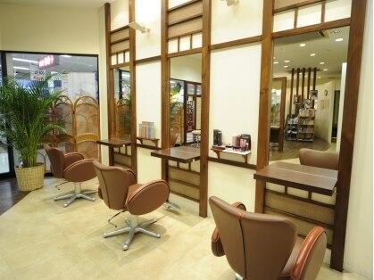 ヴォイスヘアー 天王町店(VOICE hair)の写真
