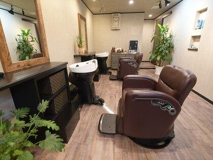 バーバーモノクル(Barber Monocle)の写真