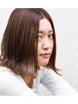 ティースタイル(hair salon t-style)ナチュラル外ハネスタイル