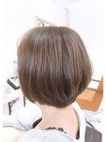 ルルカ ヘアサロン(LuLuca Hair Salon)LuLucaお客様☆スナップ オーダー率No.1のボブ