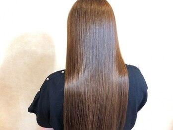 ヘアメイク ロココ(Hair Make Rococo)の写真/ストレートでも従来のトリートメントでもない新感覚のケア【サプレストリートメント】様々な髪の悩みを解消