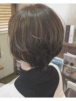 モイヘアーデザイン(moi hair design)ショートヘア