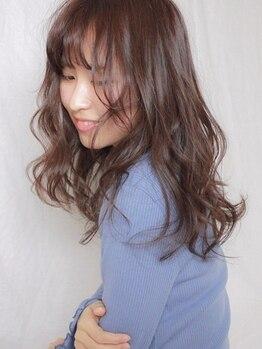 リープテイスト(Leap Taste)の写真/滝ノ水◆なりたいヘアと美髪でつくる愛されヘアの秘訣は…1ヶ月先もまとまる高技術カットとトリートメント!