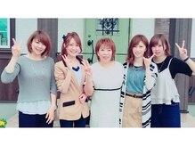 美容室ハナコ 川元店(Hanako)の雰囲気(私たちが一生懸命おもてなしをいたします。)