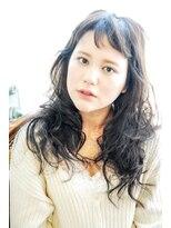 リーズ(Lise)【ゆるふわロング】【イルミナカラー】【エアウェーブ】