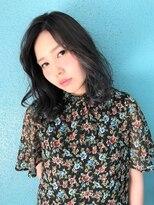 【leaves葛西】 ☆外国人風スカイグレイ☆