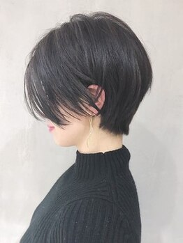 シンヤヘアーズ(SHINYA HAIRS)の写真/【泉大津】髪の傷みをなくす、SHINYA HAIRSオリジナルの『スクルトゥーラカット』とは?