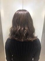 ヘアサロン ドット トウキョウ カラー 町田店(hair salon dot. tokyo color)【White lavender】インナーカラーカラーリスト田中【町田】