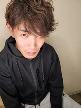ヘアースタジオ ピース(HAIR STUDIO PIECE)KAZU