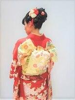 フラココトリコ(hurakoko trico)成人式 振袖スタイル