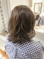 ルルカ ヘアサロン(LuLuca Hair Salon)LuLucaお客様☆スナップ ミディアムレイヤー