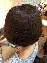 ヘア アトリエ ヴィヴァーチェ(hair atelier Vivace)オリジナル艶髪カラーヘアエステ