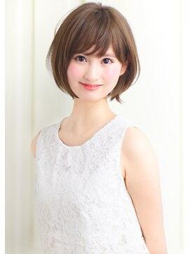 ルエ(rue)『rue京都』大人かわいいナチュラル小顔ショートボブ☆