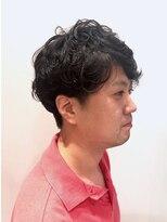 フラココトリコ(hurakoko trico)[hurakokotrico]小松隼透 マッシュスタイルの無造作パーマ☆