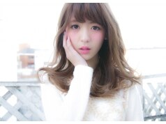 【★クリーミーな手触り★】モロッカンTr+潤いカラー+前髪cut¥15660→¥9180