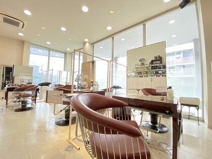 ヘアセラピー サラ(hair therapy Sara)の写真