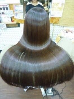 ダズル(dazzle)の写真/M3D美髪コンテスト連続入賞スタイリスト在籍♪驚きの艶感にきっと病みつきになりますよ♪