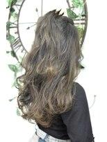ヘアーサロン エール 原宿(hair salon ailes)(ailes原宿)style321 ローライト☆グレージュ