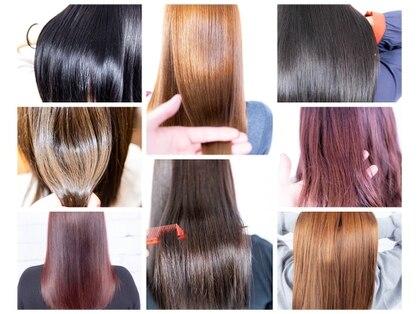 ヘアーメイク ダンス(hair make DANCE)の写真