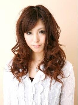 ヘアーメイク エスト(Hair make est)の写真/自分の髪がキライ、クセで悩んでる…そんな方はestにお任せ★貴女の悩みを解決!自分の髪が好きになるよ♪