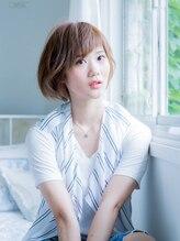 美容室 シープ 小岩店(Seep)☆しっとりショート☆【小岩】