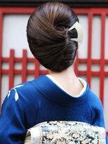 ゲッカビジン(GEKKABIJIN)下張りの和髪・粋《六本木月下美人》