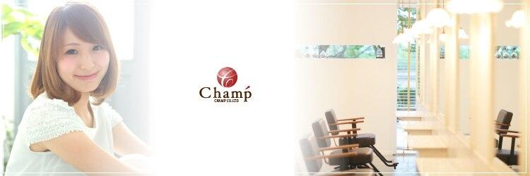 チャンプ 高の原店(Champ)のサロンヘッダー