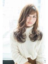 ヘアーズ ゲート 東急プラザ新長田店(HAIR'S GATE)girly wave