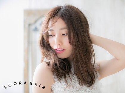 アゴラ ヘア 銀座店(AGORA HAIR by CUORE)の写真