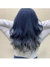 オズルーツ OZ Rootsグラデーションカラー ブルー