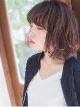 夢ヘア ビン(hair bim)♪暗髪クラシカルボブ♪