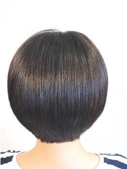 ヘアー マルーシュ(HAIR malrsh)の写真/髪のダメージや、うねり、広がりが気になる方に!自然にまっすぐ伸ばしダメージレスで艶めく美髪に♪
