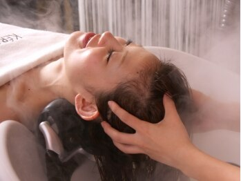 アイフィールローズ(ifeel Rose)の写真/【篠崎駅】ヘッドSPAは完全別室!髪も心も身体も満たされる癒しの時間を堪能♪/平日はもっとお得に