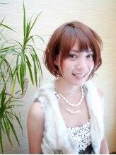 イオリ フォー ヘアー アクト(iori for hair act)ノーブル・アシメ・ショート