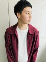 モッズヘア 仙台PARCO店(mod's hair)【遠藤】men'sショートバングショート
