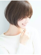 スパイスアヴェダ(Spice AVEDA)アヴェダカット☆大人ショートボブ