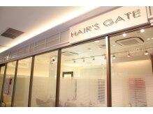 ヘアーズ ゲート 東急プラザ新長田店(HAIR'S GATE)の雰囲気(地下鉄・新長田駅直結/東急プラザ内。)