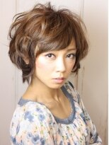 吉祥寺 アマンヘアー(Aman hair)ポップショート【Aman hair 吉祥寺】