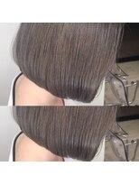 ヘアアンドヒーリング クローバー(Hair&Healing Clover)gray