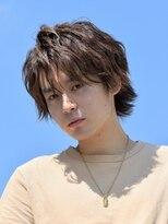 フリリ 新宿(Hulili men's hair salon)ラフ/スパイラルショートレイヤー