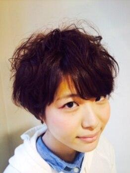 """アンティム ヘアーデザイン(antime hair design)の写真/あなたの理想のショートカット・ボブヘアをお届け!どこからみても綺麗に見える""""美フォルム""""を叶えます♪"""