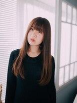 2019年春夏最新 艶髪ストレート